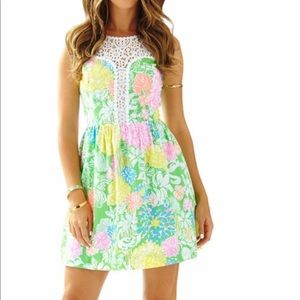 Lilly Pulitzer Reagan fit & flare dress